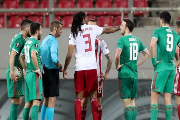 Europa League: Ολυμπιακός μαχητής, αλλά με μειονέκτημα...