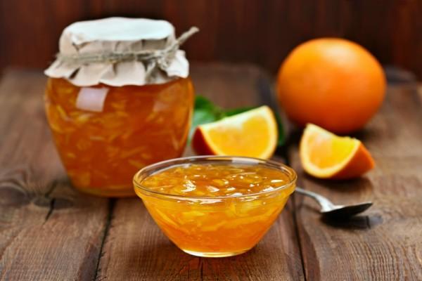 Θεϊκή μαρμελάδα πορτοκάλι χωρίς ζάχαρη!