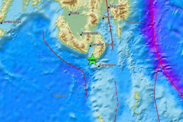 Ισχυρός σεισμός 6,1 Ρίχτερ στις Φιλιππίνες