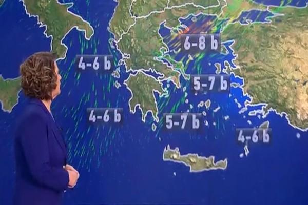 Χριστίνα Σούζη: Ανατροπή καιρού που προκαλεί... τρόμο! Κακοκαιρία με χιονοπτώσεις