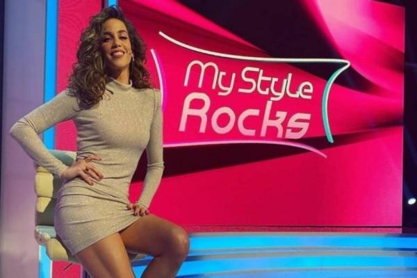 My Style Rocks: Εκτός από το παιχνίδι παίκτρια!