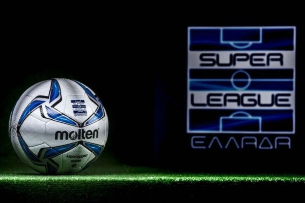 Super League: Οριστική αναβολή στα πλέι οφ λόγω κορωνοϊού