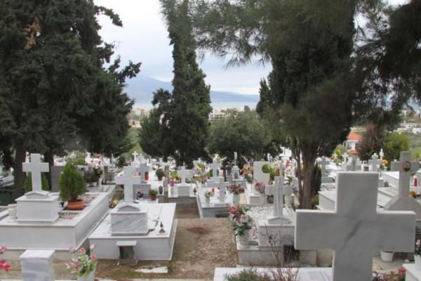 Ανοίγουν 372 τάφους λόγω της πανδημίας του κορωνοϊού στο Γ' Νεκροταφείο - Η μακάβρια απόφαση του Δημοτικού Συμβουλίου Αθηναίων
