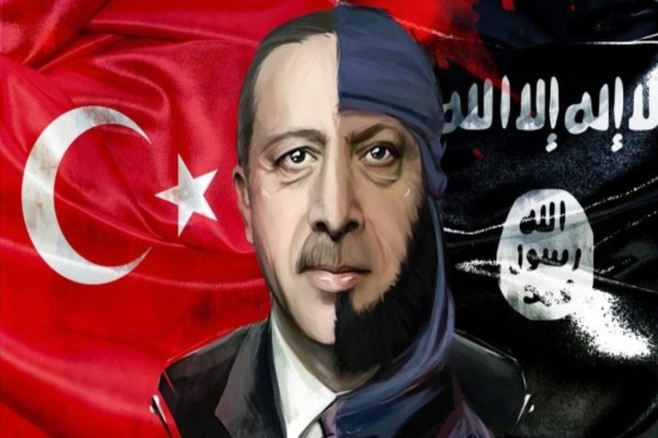 Αποκάλυψη για τον Ερντογάν που σοκάρει- Είναι ο αρχηγός του ISIS;