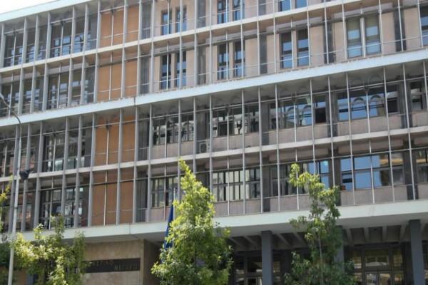 Τηλεφώνημα για δύο βόμβες στα δικαστήρια της Θεσσαλονίκης!