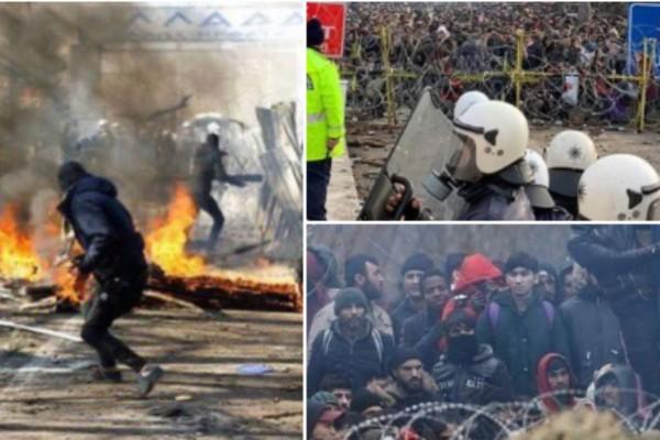 #IStandWithGreece: Το Twitter στο πλευρό της Ελλάδας - Φωνές συμπαράστασης στον Έβρο και τα νησιά (photos)