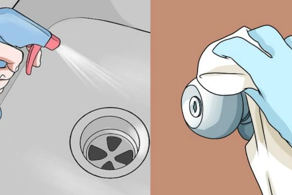 14+1 έξυπνες λύσεις να απολυμάνετε το σπίτι από μικρόβια-βακτήρια και να μείνετε με ασφάλεια για μέρες
