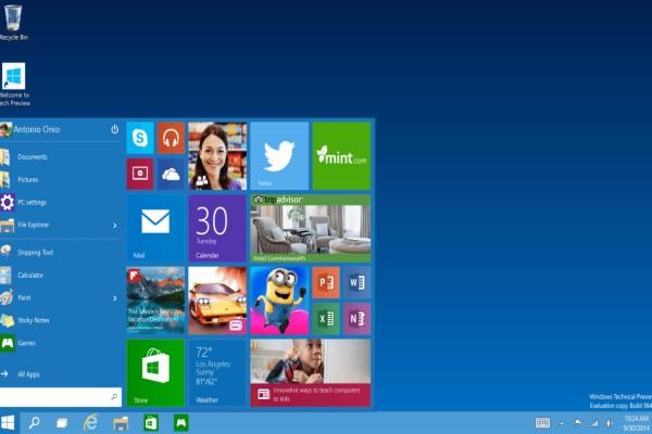 Νέο start menu για τα Windows! Tι νέο ετοιμάζει η Microsoft;