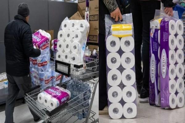 Καταγγελία βόμβα: Που πωλούν 12 ευρώ το χαρτί υγείας λόγω κορωνοϊού;