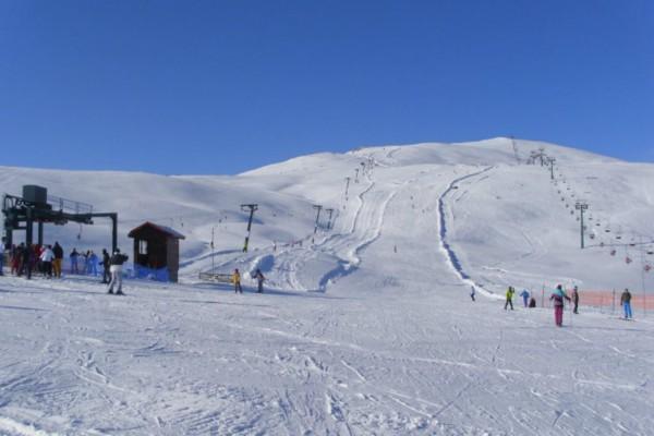 Κορωνοϊός: «Λουκέτο» μέχρι τις 30/3 στα χιονοδρομικά κέντρα Παρνασσού και Καϊμακτσαλάν!