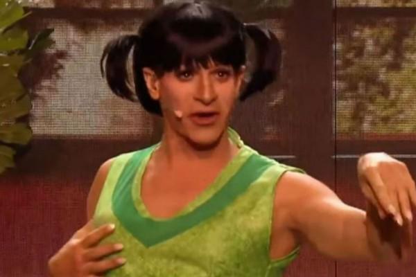Η «Μάρθα Καραγιάννη» στο YFSF - Η μεταμφίεση του Γιώργου Χρανιώτη που έκλεψε τις εντυπώσεις (Video)