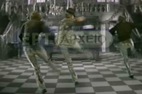 Original ζεϊμπέκικο: Πασίγνωστος Έλληνας χόρεψε και