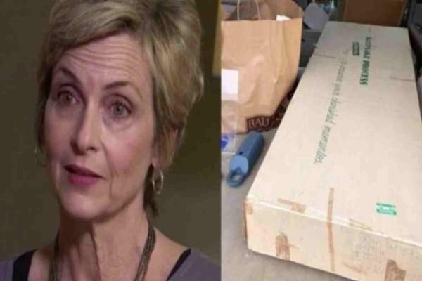 Άνοιξε το κουτί με το νυφικό της μετά από 30 χρόνια - Μόλις είδε τι είχε μέσα, άρχισε να ουρλιάζει από το σοκ (Video)