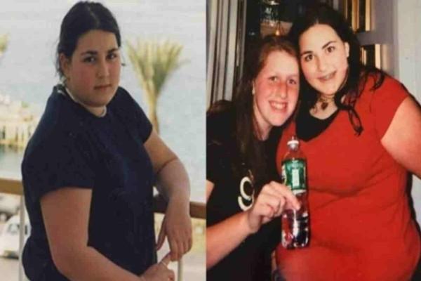 Απίστευτη η αλλαγή αυτής της κοπέλας που έχασε πάνω από 40 κιλά με ένα απλό πράγμα