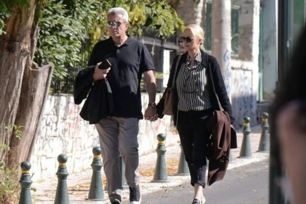 Νίκος Χατζηνικολάου: Αυτή είναι η ηλικία της συζύγου του - Δεν φαντάζεστε