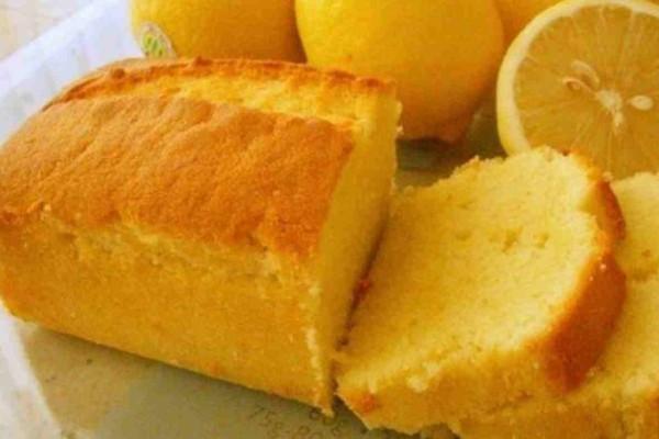 Πανεύκολη συνταγή για κέικ λεμόνι  - Έτοιμο σε 10 λεπτά