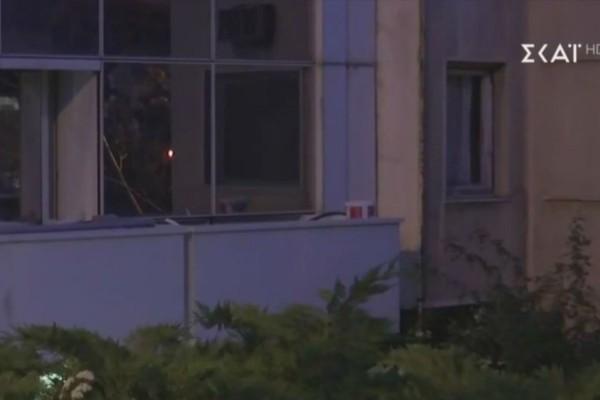 Επίθεση στο κτήριο του ΣΚΑΙ - Ποιοι ευθύνονται;