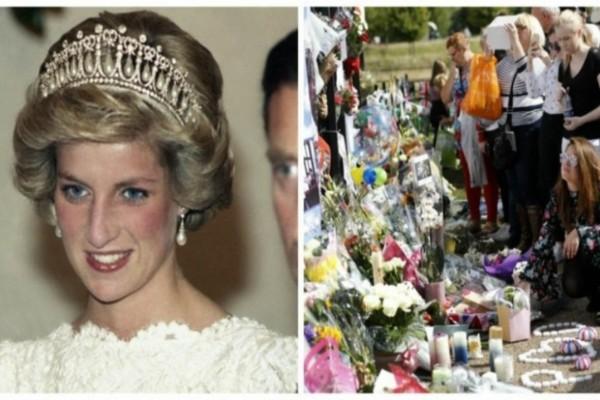 Ανατριχιαστική αποκάλυψη για την πριγκίπισσα Νταϊάνα: Τι κρατούσε μέσα στο φέρετρο;