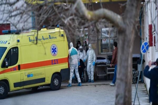 Έφτασαν τους 120 οι νεκροί του κορωνοϊού στην Ελλάδα - Γυναίκα 101 ετών απεβίωσε στο «Σωτηρία»