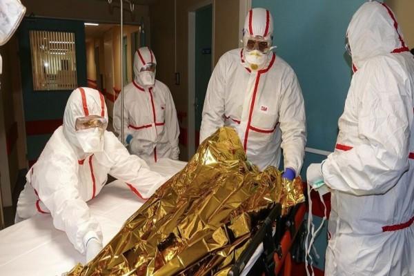 Φοβερό: «Κόλλησε» από εργαζόμενη του νοσοκομείου ο 85χρονος νεκρός από κορωνοϊό - Στο νοσοκομείο η κόρη και ο γαμπρός του