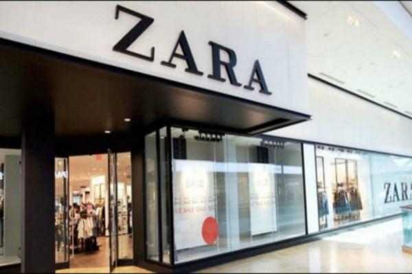 ZARA online προσφορές - Λευκό τζιν καμπάνα μόλις με 12,99€ από 26€