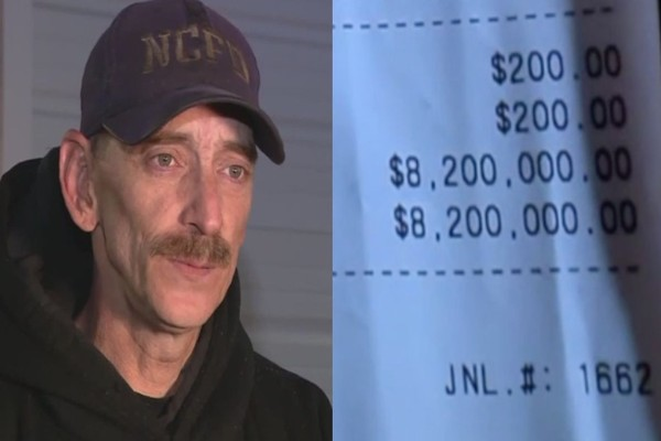 Πήγε στο ΑΤΜ να κάνει ανάληψη των μισθό του: Τότε βρήκε 8.200.000 μέσα στο λογαριασμό του!