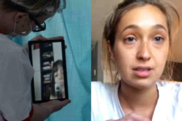 Κορωνοϊός: Συγκινούν οι περιγραφές νοσοκόμας που αποκαλύπτει πως οι ασθενείς με τον ιό αποχαιρετούν τις οικογένειές τους
