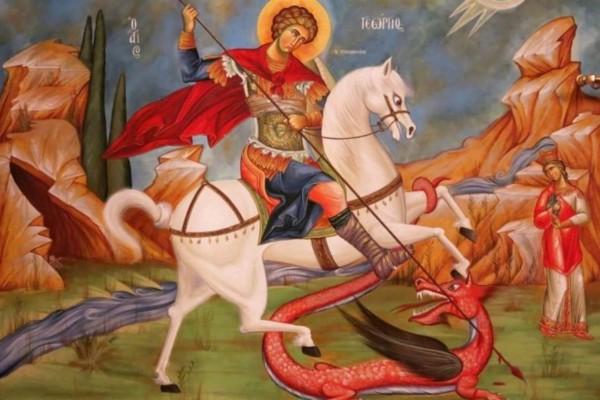 Του Αγίου Γεωργίου: Η Μεγάλη Γιορτή της Ορθοδοξίας