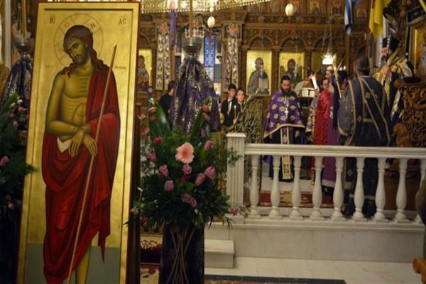 Απευθείας σύνδεση: Δείτε live την Ακολουθία του Νυμφίου από τον Ναό των Αποστόλων Πεύκης