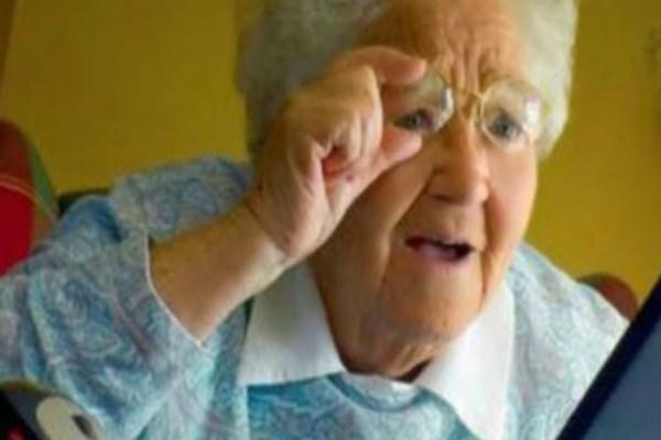 Η γιαγιά που έχει απάντηση για όλα: Το ανέκδοτο της ημέρας (01/04)