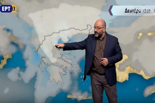 «Οι άνεμοι θα ενισχυθούν και σε αυτές τις περιοχές θα βρέξει την Πρωτομαγιά» - Πρόγνωση του καιρού από τον Σάκη Αρναούτογλου (video)
