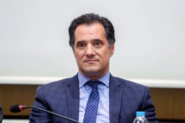 Άδωνις Γεωργιάδης: Παροχή κεφαλαίου στην επιχειρηματική δραστηριότητα