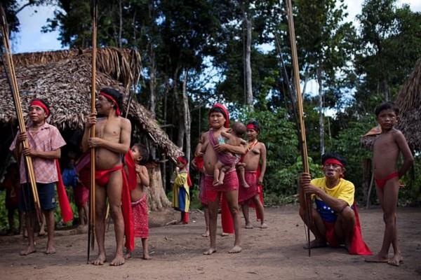 «Χτύπησε»… και τον Αμαζόνιο ο κορωνοϊός - Πρώτο κρούσμα στις τοπικές φυλές