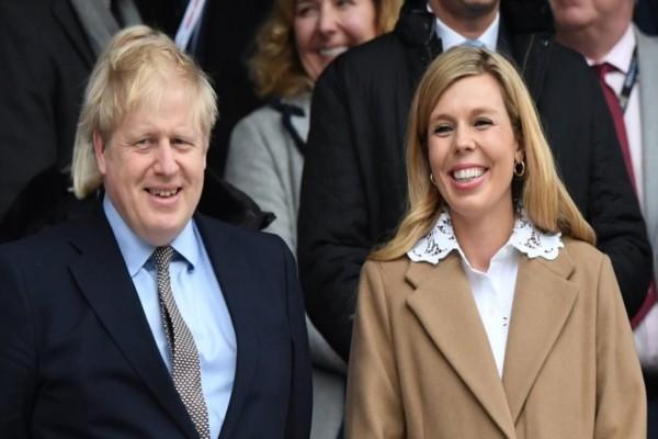 Κορωνοϊός – Βρετανία: Η έγκυος γυναίκα του Μπόρις Τζόνσον με συμπτώματα