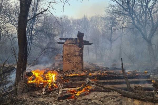 Θρίλερ από την πυρκαγιά στο Τσέρνομπιλ - Τι σημαίνει για την Ελλάδα;