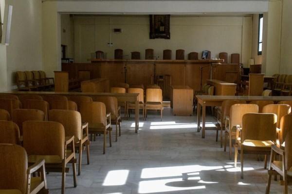 Ανοίγει τα δικαστήρια στις 27 Απριλίου η Κυβέρνηση