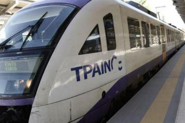 Αλλαγές στα δρομολόγια τρένων για τις ημέρες του Πάσχα