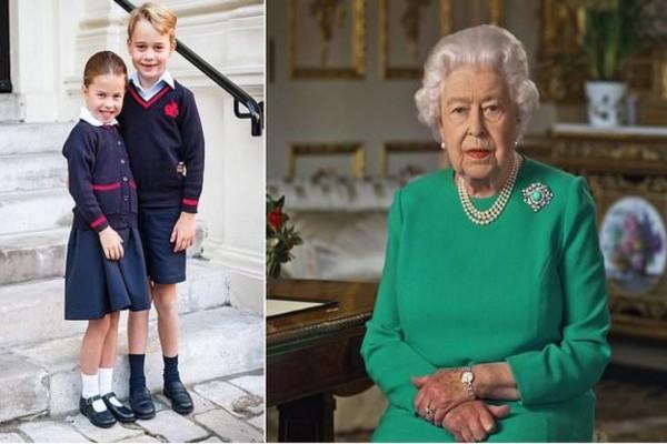 Βασίλισσα Ελισάβετ: Έκτακη βιντεοκλήση με την βασιλική οικογένεια