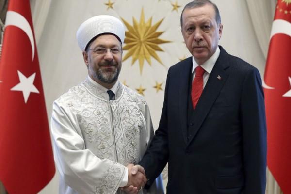 Ταγίπ Ερντογάν:
