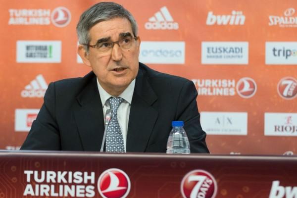 Euroleague: Τα δύο σενάρια για τη συνέχιση της σεζόν - Τι ανέφερε ο Τζόρντι Μπερτομέου