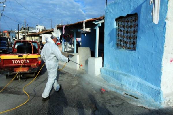 Κορωνοϊός: Αυτά είναι τα αποτελέσματα από τα τεστ στους Ρομά της Θεσσαλίας