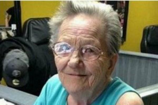 79χρονη γιαγιά το