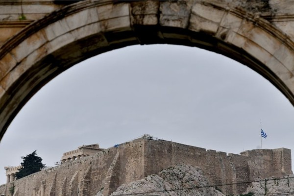 Μανώλης Γλέζος: Στιγμές από το τελευταίο «αντίο» σε ένα σπουδαίο Έλληνα
