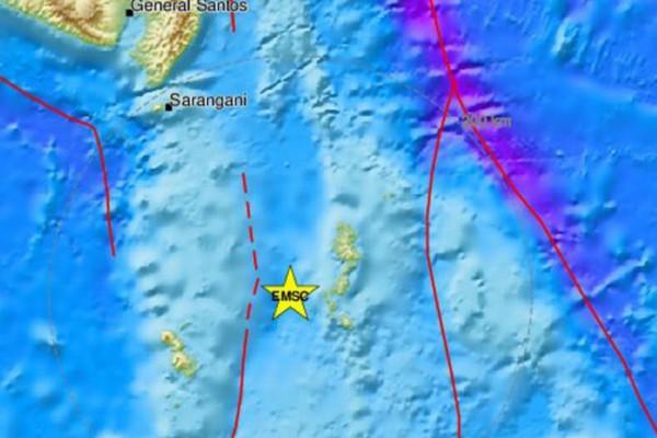 Σεισμός 5,5 Ρίχτερ στην Ινδονησία