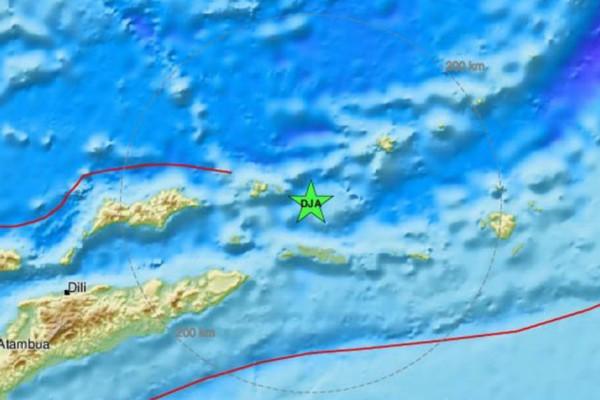 Σεισμός 4,8 Ρίχτερ - Νέο «χτύπημα» του Εγκέλαδου