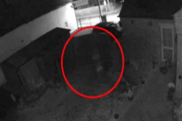 Ανατριχίλα: Κάμερα καταγράφει φάντασμα μικρού παιδιού! (photos)