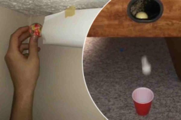 Θα πάθετε πλάκα με αυτό το κόλπο στο σπίτι που έχει γίνει viral εν όψει καραντίνας
