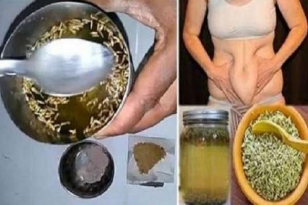 Με ένα ποτήρι από αυτό μπορείτε να χάσετε 5 κιλά - Η πιο ισχυρή συνταγή