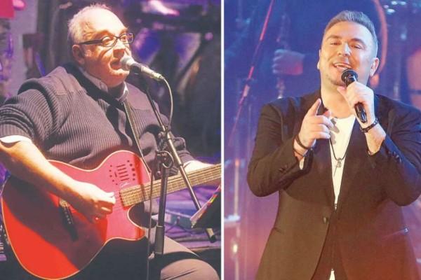 «Εμείς που του γράφουμε τραγούδια, είμαστε...» - «Κόλαφος» ο μουσικοσυνθέτης Γιώργος Μουκίδης με αφορμή την «εκπομπή του ΜEGA με τον κύριο Αντώνη Ρέμο...» (photo)