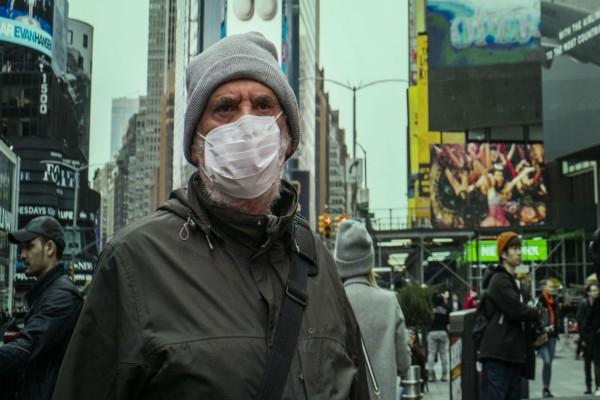 Στο έλεος του κορνωνοϊού η Νέα Υόρκη - 778 νέοι θάνατοι